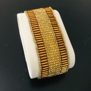Jewelry - 🔥 FREE with purchase!! Women's Gold Bracelet